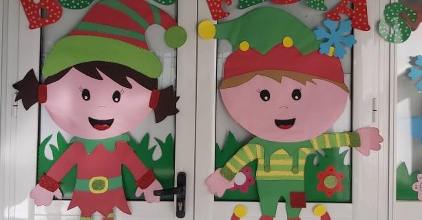 O Natal na Escola